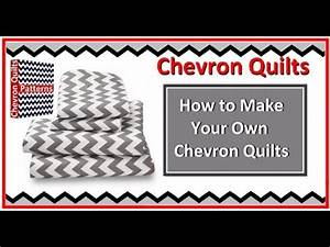 how to make a zig zag chevron quilt pattern with or With how to make a chevron template