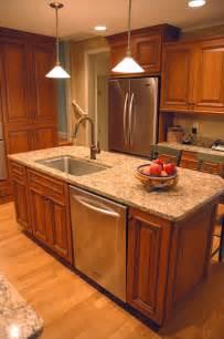 kitchen sink island how to design a kitchen island that works