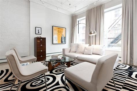3 Modern Apartments With Chic Rooms For The by Modern Chic In Soho Homedsgn