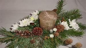 Adventsgestecke Selber Machen : weihnachtsdeko selber machen adventsgesteck weihnachtsdekoration youtube ~ Frokenaadalensverden.com Haus und Dekorationen