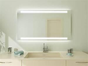 Badspiegel Rund Mit Beleuchtung : badezimmerspiegel rund mit beleuchtung gina ~ Indierocktalk.com Haus und Dekorationen