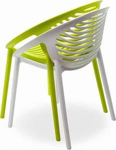 Stoffe Für Den Aussenbereich : stapelbarer armlehnstuhl in polypropylen f r den au enbereich idfdesign ~ Orissabook.com Haus und Dekorationen