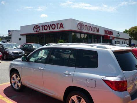 Woburn Toyota Service by Woburn Toyota Woburn Ma 01801 Car Dealership And Auto