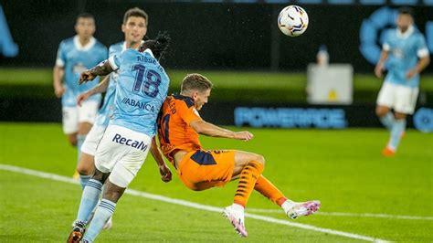 Valencia unhappy ref overlooked Joseph Aidoo penalty ...