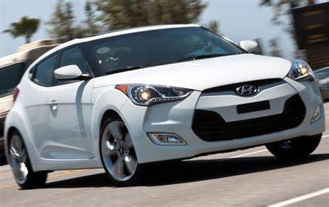 2012 Hyundai Veloster Hatchback Review