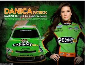 Go Daddy Danica Patrick NASCAR