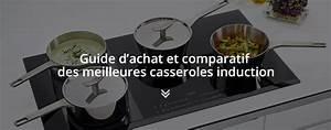 Casserole Pour Plaque A Induction : beautiful batterie de cuisine pour plaque induction with batterie de cuisine pour plaque induction ~ Melissatoandfro.com Idées de Décoration