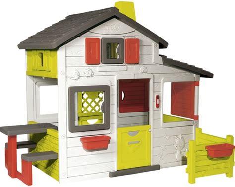 Spielhaus Smoby Friends Haus Kunststoff Weiß Bei Hornbach