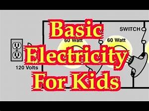Basic Electricity for kids - Very educational film showing ...