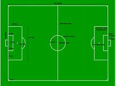 Soccer Field Sizes Soccer Information