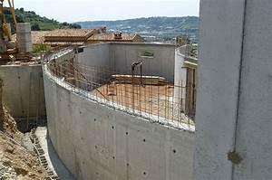 Mur En Béton : mur en b ton arm etapes de construction ~ Melissatoandfro.com Idées de Décoration