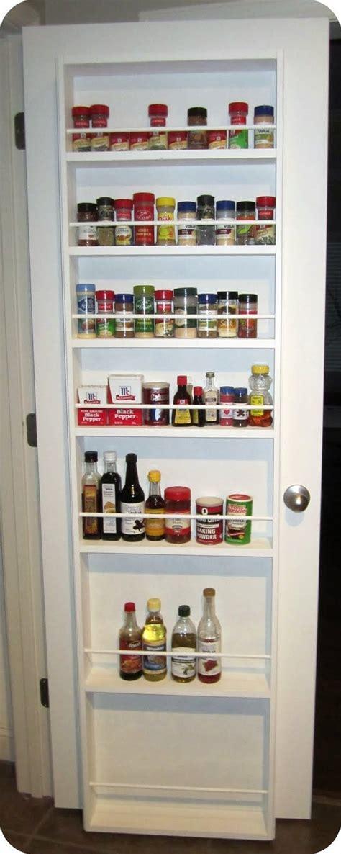 back of door storage kitchen 10 best images about kitchen spice storage on 7552