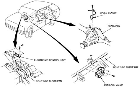 repair anti lock braking 1989 maserati karif auto manual 2000 mazda truck mpv 2wd 2 5l mfi 6cyl repair guides rear wheel anti lock rwal system