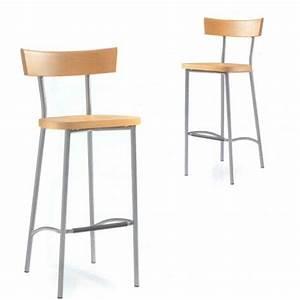 Chaise Bar Cuisine : chaise haute pour bar table basse et pliante ~ Teatrodelosmanantiales.com Idées de Décoration