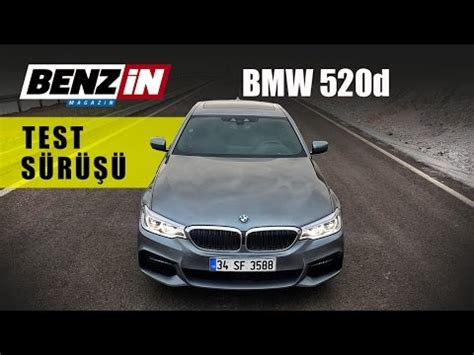 benzin rasenmä test 2017 yeni bmw 520d g30 test s 252 r 252 ş 252 benzin tv 2017