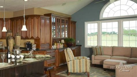 paint color for open concept kitchen living room k c r