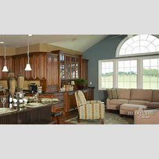 Choosing Interior Paint Colors Open Spaces & Color Trends