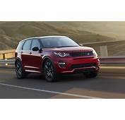 2016 Land Rover Discovery Sport Dynamic In Australia From