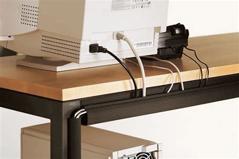 desk cable management ideas cord management straps 7 smart tips on how to hide