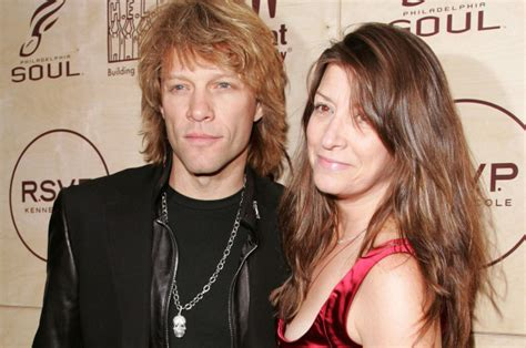 Bon Jovi Wife Accidentally Sliced Herself Cops Page Six