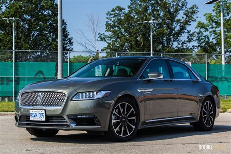 2018 Lincoln Continental Reserve Doubleclutchca