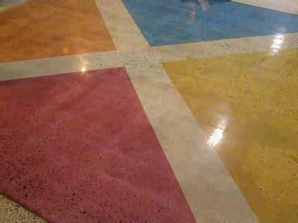 concrete paint floor painting options the concrete network