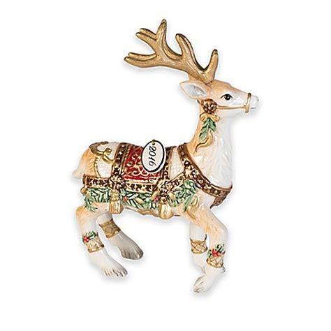 buy fitz and floyd 174 2016 yuletide holiday deer christmas