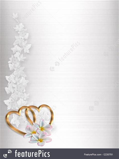 illustration  wedding invitation white satin