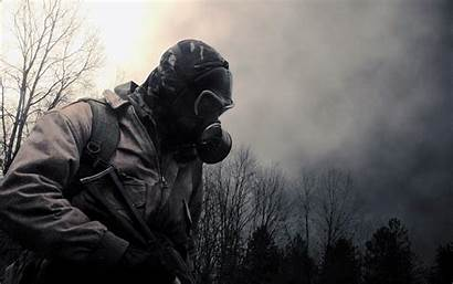 Gas Mask Masks War Desktop Wallpapers Stalker