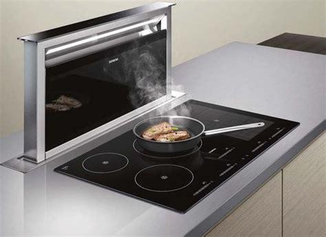 hotte cuisine ilot central 25 best ideas about hotte ilot central on