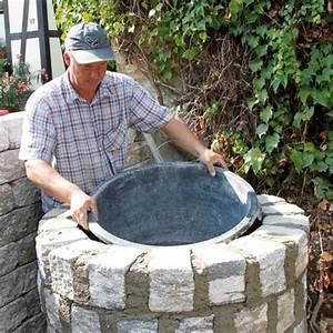 Brunnen Aus Stein Bauen : steinbrunnen garten selber bauen deko brunnen selber bauen reimplica nowaday garden ~ Whattoseeinmadrid.com Haus und Dekorationen