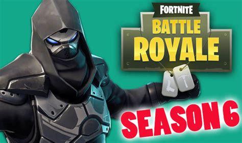 fortnite season  release date shock  huge season