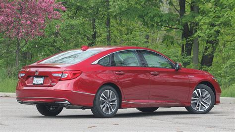 2018 Accord Hybrid Review by 2018 Honda Accord Hybrid Review Excellence With An Eco