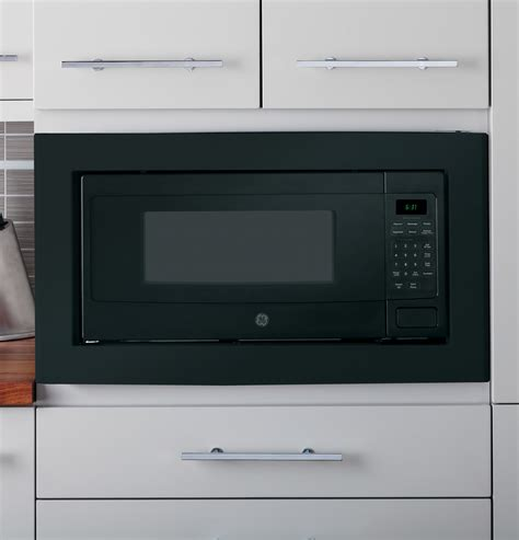 ge profile series  cu ft countertop microwave oven pemdfbb  appliances