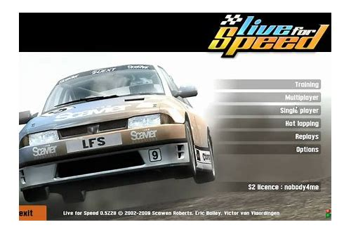 live for speed s2 free download full