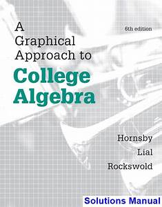 Trig Solution Manual Hornsby