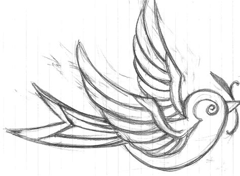 Swallow Tattoos Designs, Ideas And Meaning