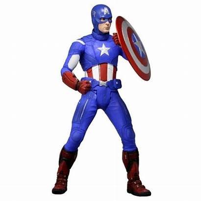 Action Figure Captain America Avengers Clipart Marvel