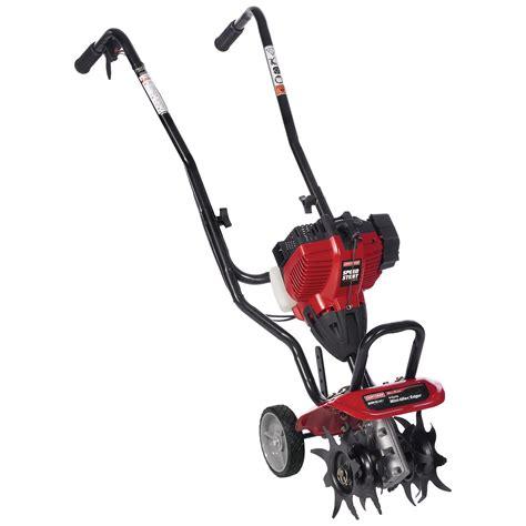 garden tiller for craftsman 29937 4 cycle mini tiller