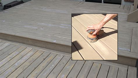 restain a 3 5 year old deck do i need to strip
