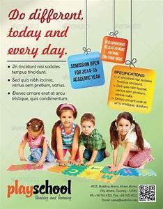 play school brochure templates brochures free bbapowersinfo With play school brochure templates