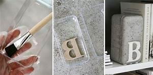 Deko Aus Beton Selber Machen : rustikal aber schick so einfach kannst du deko aus beton selber machen craft concrete ~ Markanthonyermac.com Haus und Dekorationen