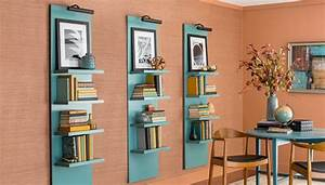18, Simple, U0026, Easy, Diy, Ideas, For, Hanging, Shelves, To, Adorn