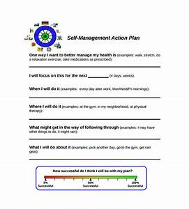 14 management action plan templates to download for free With self storage business plan template