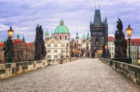 New Wave Of Repairs On Charles Bridge To Last Through The