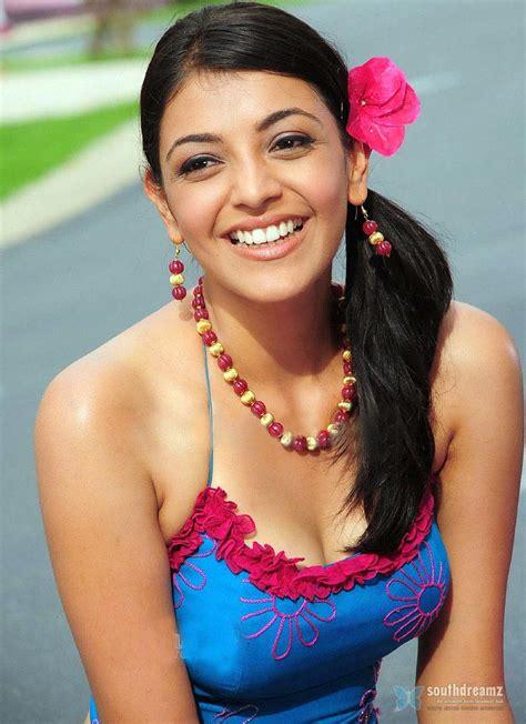 Indian Actress World Beautiful South Actress Kajal Agarwal