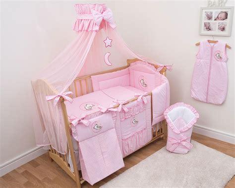 baby cot drapes 19 pcs baby bedding set nappy bag cot tidy wrap curtains