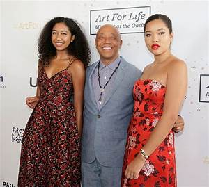 See How Grown and Glam Russell Simmons's Daughters Look at ...
