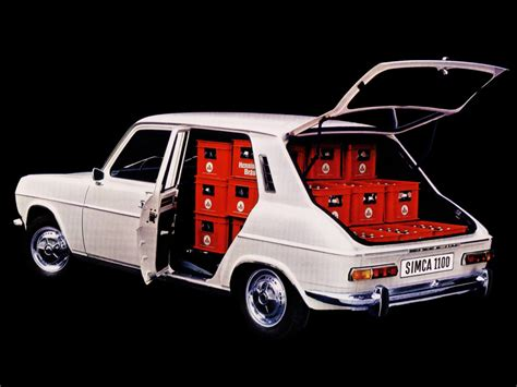 Simca 1100 – the forgotten front-wheel drive pioneer
