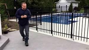 Cloture Souple Piscine : cloture de piscine amovible 514 622 0010 fabricant et ~ Edinachiropracticcenter.com Idées de Décoration